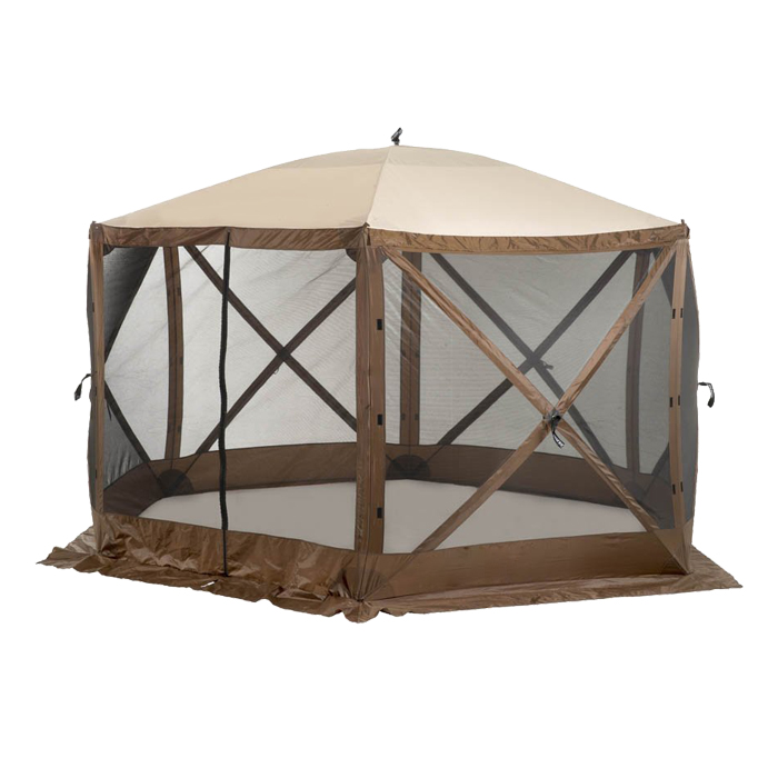 8 person sun shelter tent for camping outdoor