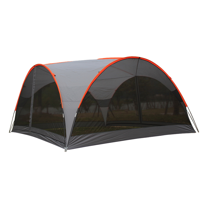 Large sun shelter tent for 8 person