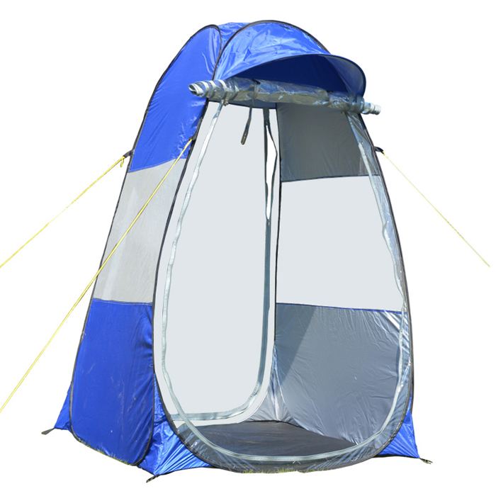 1 person 2 door camping tent for fishing