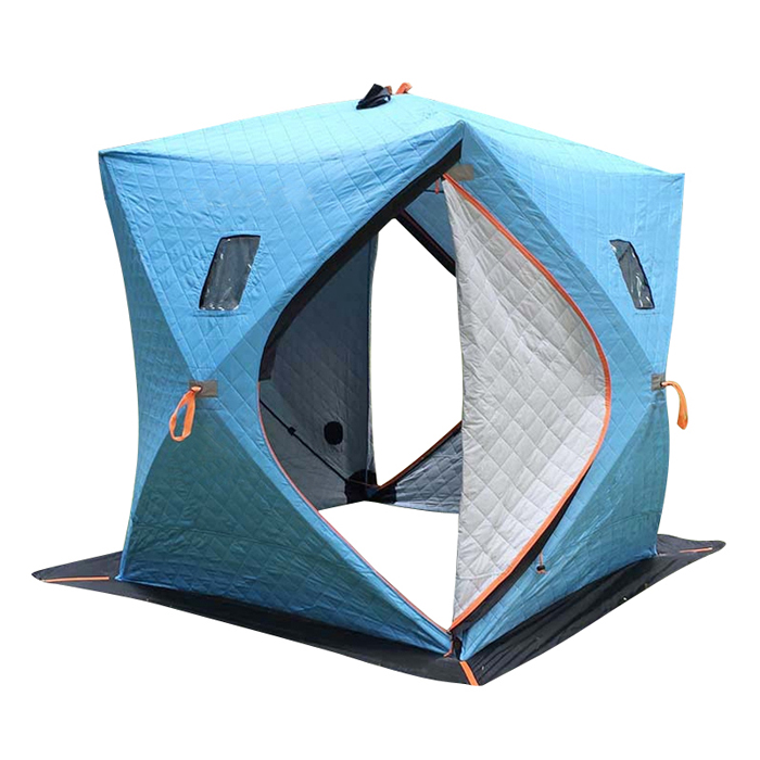 3 person ice fishing  tent for fishing in winter