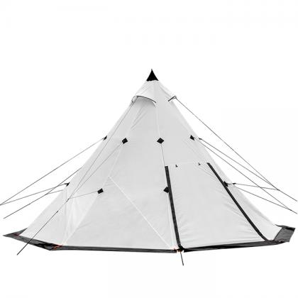 3-4 person teepee tent  for camping outdoor
