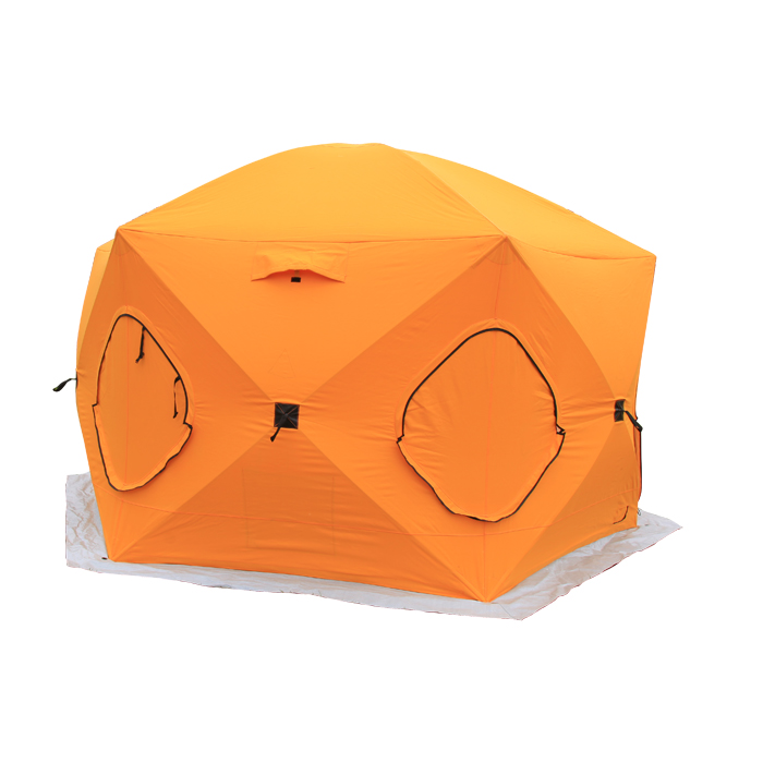 10 person large ice fishing  tent for fishing in winter