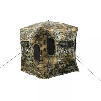 1 person hunting tent with camoouflage fabric