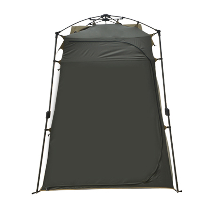 Outdoor camping shower tent for 1 person