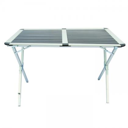 Alu tube camp folding table for outdoor picnic