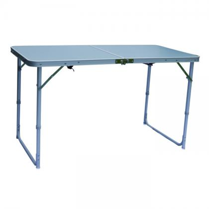 3mm MDF Steel tube centre folding table