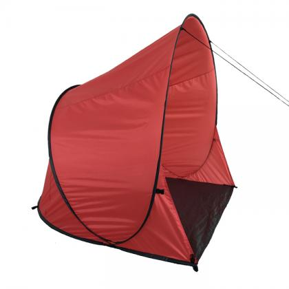 1-2 person 190T polyester pop up beach sun tent